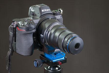 Z6 with Laowa 25mm f2.8 2.5-5X