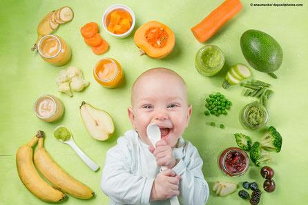 Aktuelle Erkenntnisse im Bereich der Ernährung von Säuglingen und Kleinkindern!