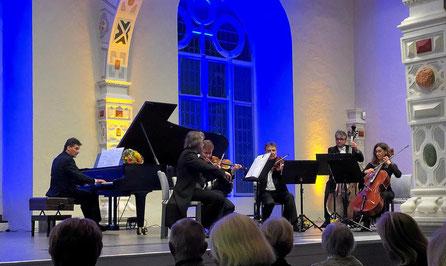 Das Juleumkonzert zeichnete sich durch musikalische Originalität aus. Foto: Seidel