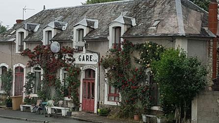 Arcy sur Cure, GR654, Compostelle