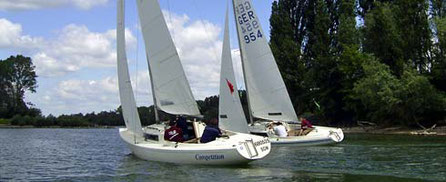 H-Boote im Matchrace