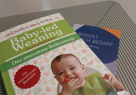 Baby-led Weaning. Grundlagenbuch und Hebammenbroschüre.