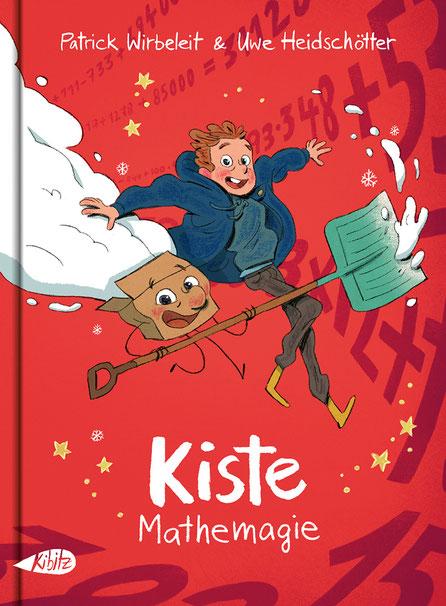 Kiste Mathemagie, Patrick Wirbeleit & Uwe Heidschötter © Kibitz Verlag