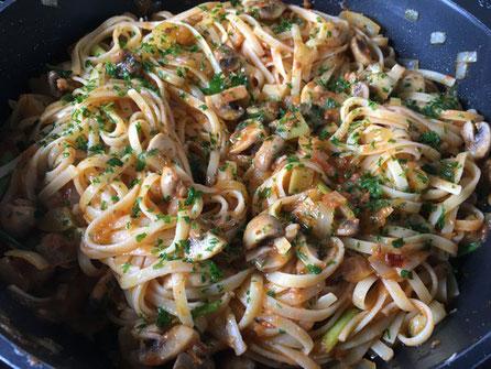 Pangaea Olivenöl aus Griechenland – Nudeln vegan
