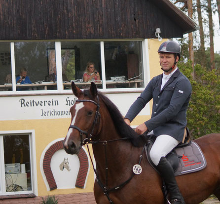 Hendrik Holländer vom RV Ihleburg. Foto: Falk Heidel/Alpha-Report