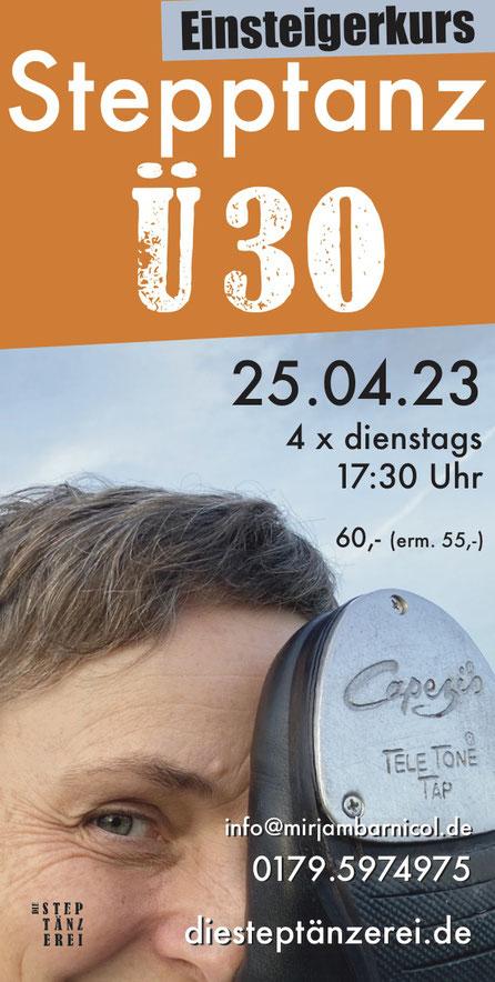 Stepptanz in Freiburg