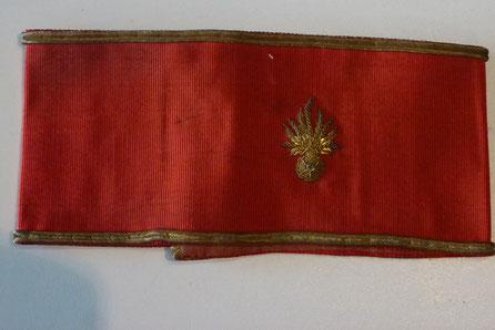 brassard état major division d'infanterie