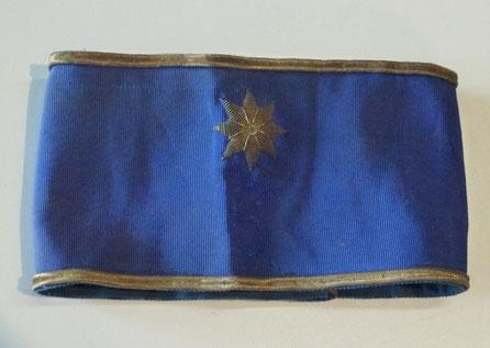 brassard état major de cavalerie ww1