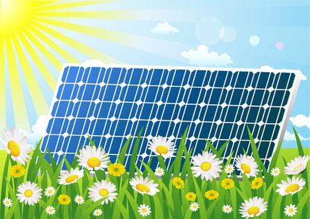 Solarmodule von der SIEMENS SOLAR GmbH aus DEUTSCHLAND