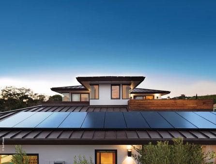 SunPower Maxeon Solarmodule sind an Redox Flow - Lithium - Feststoff oder Salzwasser Speicher installierbar
