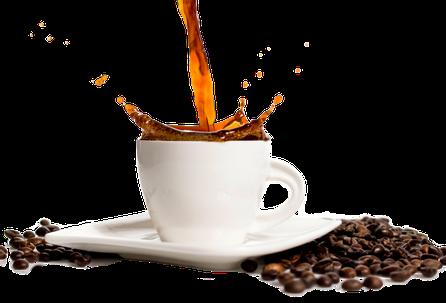 In unserem Café in Bad Berleburg gibt es eine große Auswahl an Kaffees.