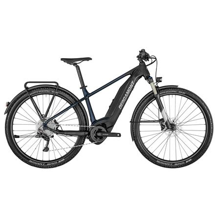 E-Bike Kalkhoff mit intergriertem 500 WH Akku, Bosch Performance Line Motor 65 Nm Trekking und Alltag