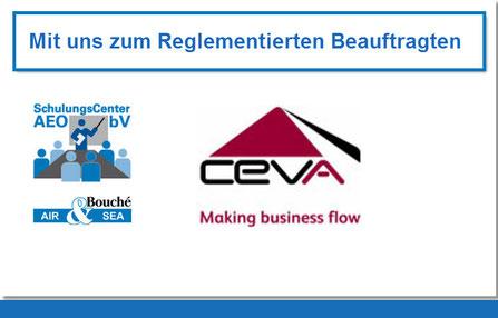 Referenz CEVA Logistics GmbH: Mit uns zum reglementierten Beauftragten (RegB)