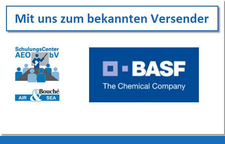 Referenz BASF (The Chemical Company): Mit uns zum bekannten Versender