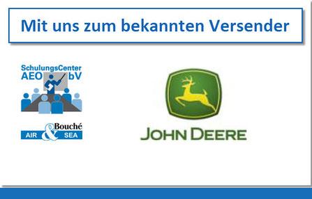 Referenz John Deere: Mit uns zum bekannten Versender