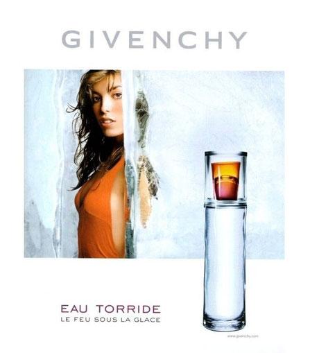 EAU TORRIDE - LE FEU SOUS LA GLACE : PUBLCITE