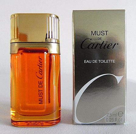 MUST - EAU DE TOILETTE POUR FEMME - 7,5 ML