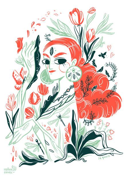 Mother Nature, Mutter Natur, Flora, We love plants