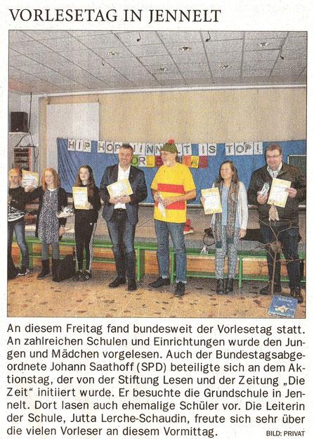 Ostfriesenzeitung 17.11.2018