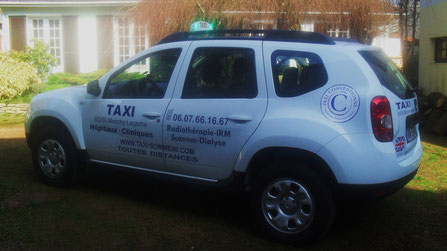 Taxi conventionné CPAM Picardie