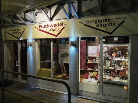 Fluthwedel Optik und Hörgeräte Akustik