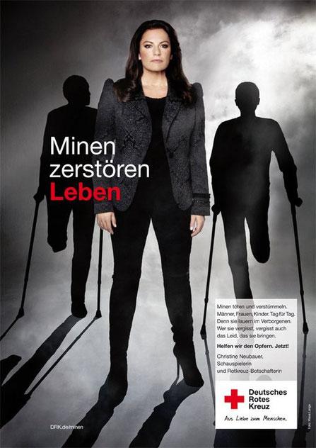 Christine Neubauer by Klaus Lange