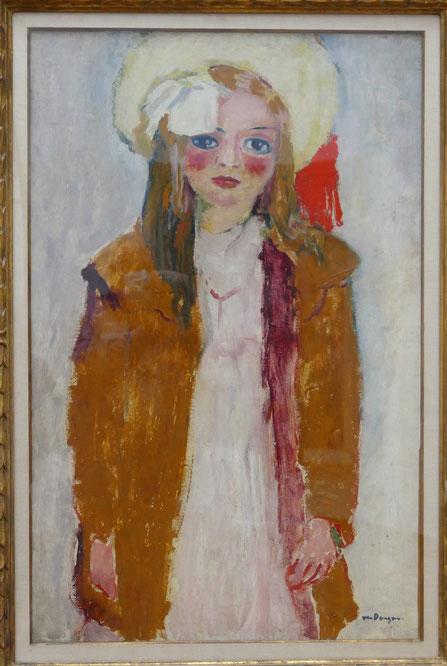 Kees van Dongen : portrait de Dolly, vers 1910
