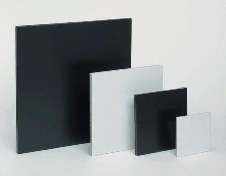 モ隅谷オリジナルデザインタイル「モノ(Mono)」天使の白タイルと静寂と重厚感の黒タイル 形状 サイズ