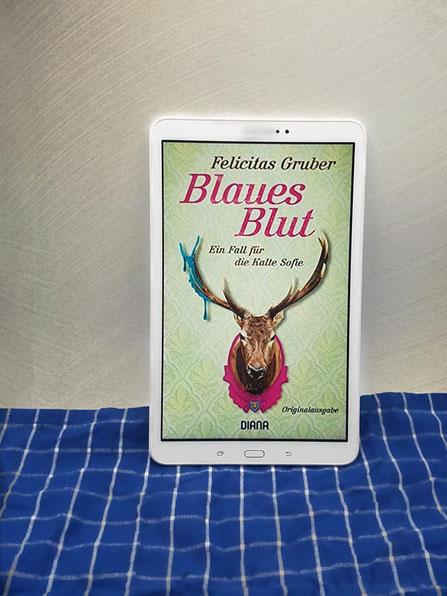 Blaues Blut - Felicitas Gruber