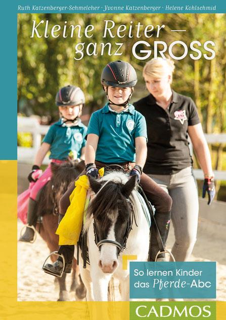 Reitunterricht für Kinder, Frühförderung, Kleine Reiter ganz groß