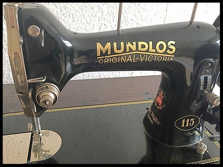 MUNDLOS  ORIGINAL-VICTORIA  115 CB  75th Anniversary  ( 1863-1938 )