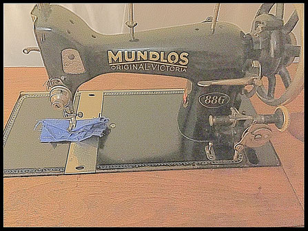 MUNDLOS  ORIGINAL-VICTORIA  88 G  VS long bed