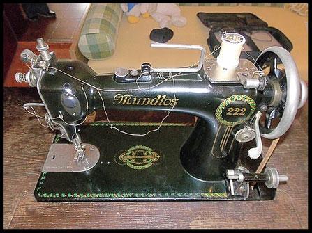 Mundlos  222    ( from 1924 )