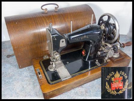 """# 6.033.416     """" ROYAL """"  Type 77       (1938)"""