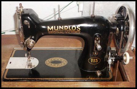 #  1.719.943  CB  -  MUNDLOS  ORIGINAL-VICTORIA  115