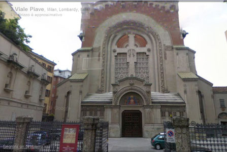 Sacro Cuore in Viale Piave