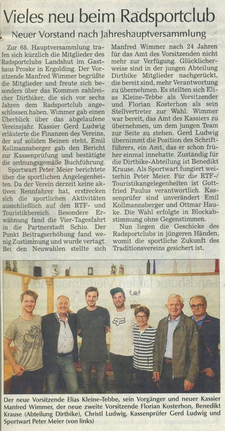 Quelle: Landshuter Zeitung 18.05.2018