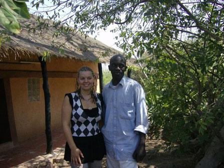 moi et Abdoulaie