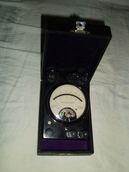 Gossen  Universal Messgerät Mavometer im Original Kasten