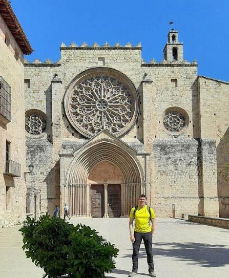 Монастырь Сант Кугат дель Вальес