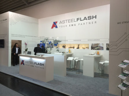 Asteelflash Electronica 2016