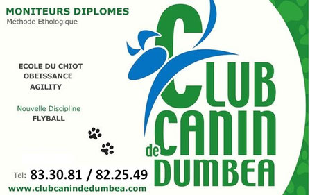 Club Canin de Dumbéa