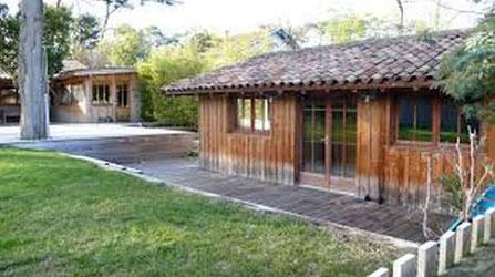 La maison  déjà choisie en 2009, sera de nouveau louée  ce printemps pour accueillir le tournage de la suite du film réalisé par Guillaume Canet. Photo DR