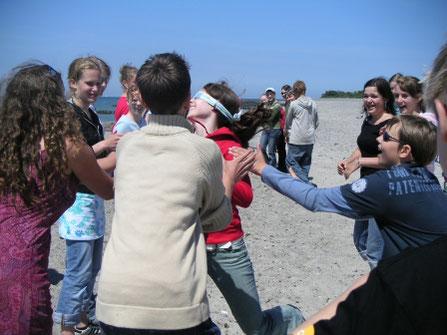 Erlebnispädagogik auf Rügen