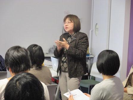 流石智子教授