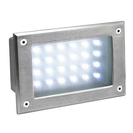 Wandeinbauleuchten aussen LED
