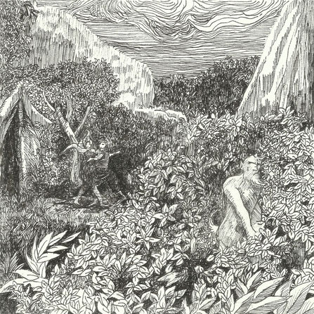 Denis Leenhardt illustre Proust