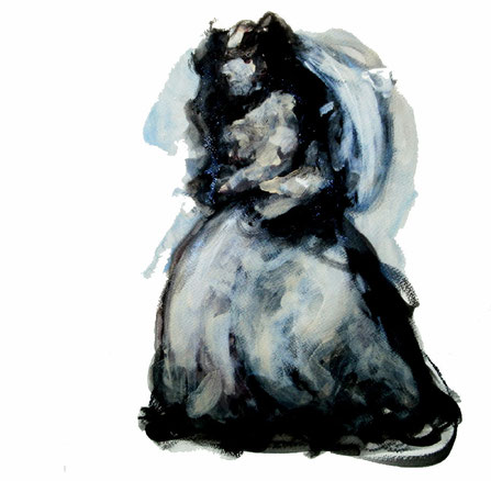 Crinoline  par Karen Thomas