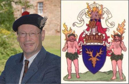 Cabarfeidh, The Earl of Cromartie