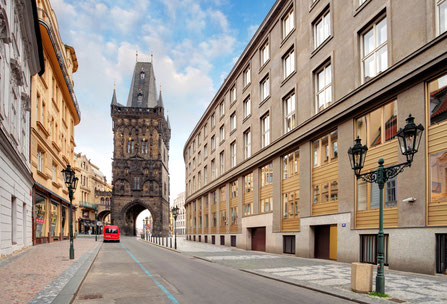Best things to do in Prague - Prague - Powder tower Copyright TTstudio